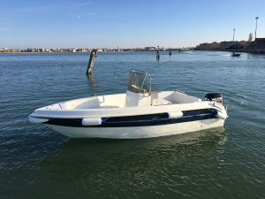 Italmar 17 - Noleggio barche chioggia