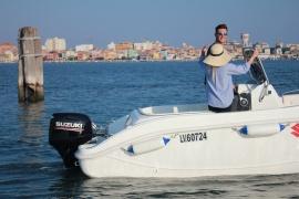 visita venezia e la laguna con le nostre imbarcazioni